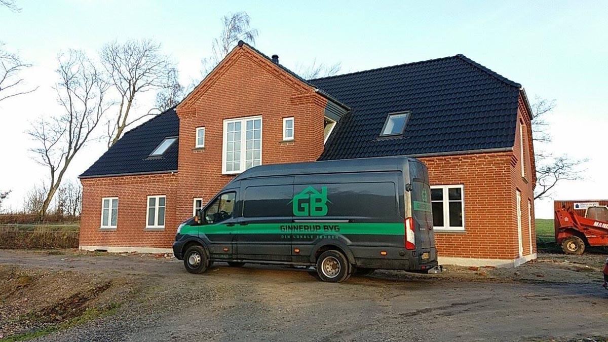 Nyt tegltag i Hobro, Viborg og omegn