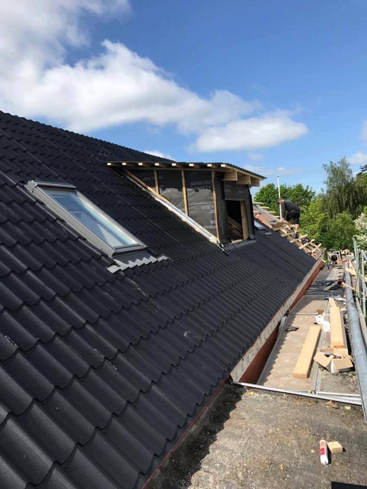 Tagarbejde i Hobro, Viborg og omegn